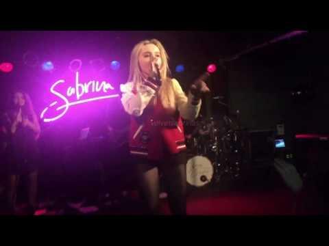 No Words- Sabrina Carpenter  Atlanta, GA
