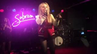 No Words- Sabrina Carpenter| Atlanta, GA