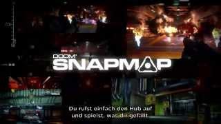 Individuelle Karten mit DOOM SnapMap