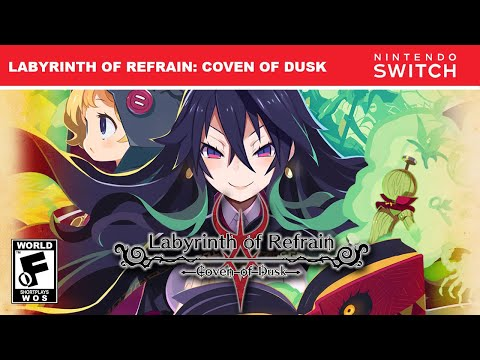 LABYRINTH OF REFRAIN: COVEN OF DUSK (NINTENDO SWITCH) SHORTPLAY | WORLD OF SHORTPLAYS |