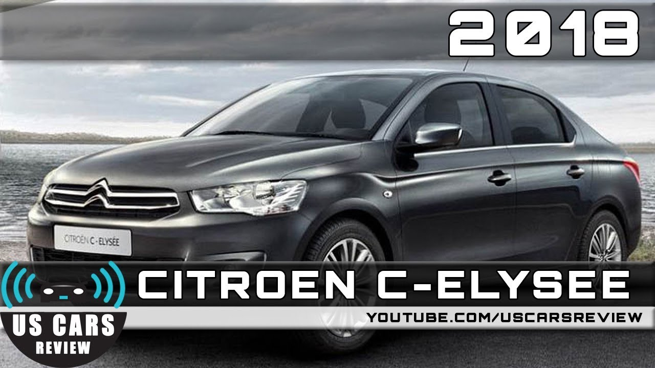 2018 citroen c elysee review youtube. Black Bedroom Furniture Sets. Home Design Ideas