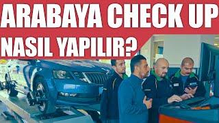 Arabaya Check Up Nasıl Yapılıyor? | Euromaster