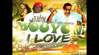 Asa Bantan & Dj Flip Tha Boss  -   Bouyon I Love (Produced By Maskman)