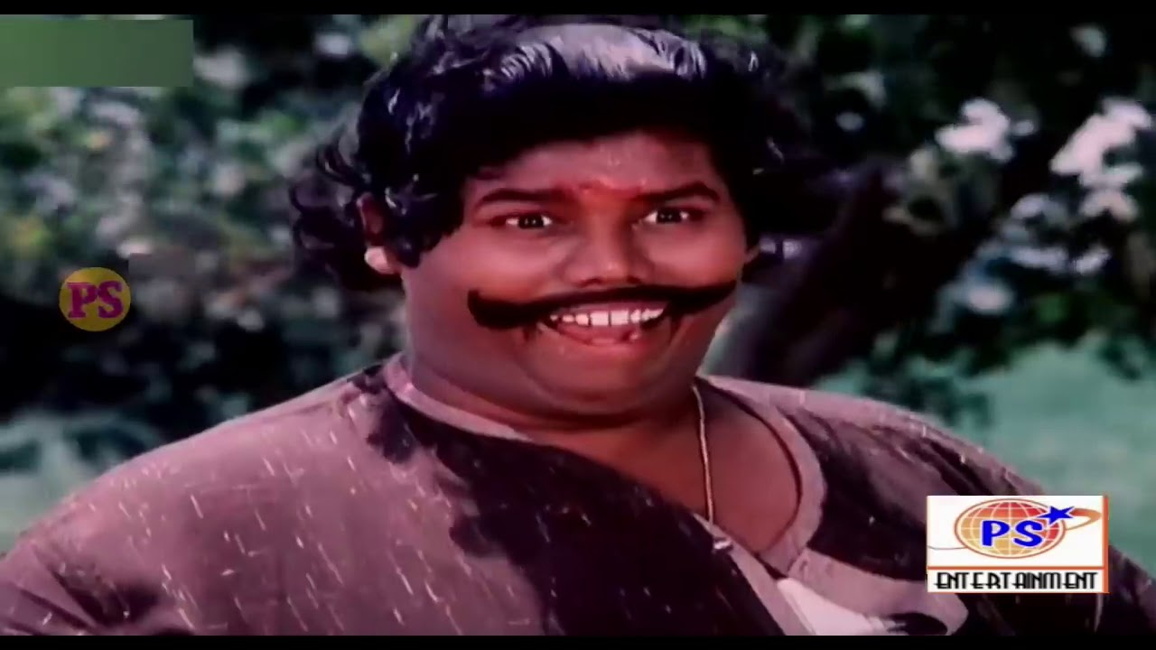 யப்பா டேய் மலை யானை மாறி இருக்க அண்டா அண்டாவா சோறு கொட்டணும் போல || SS Chandran Kovai Sarala Comedy