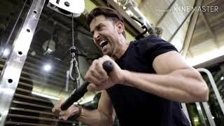 Hrithik roshan Workout Motivational video.
