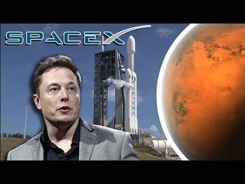 SpaceX : Quand Elon Musk Rêve de Mars - LDDE