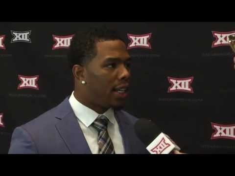 Ray Rice Discusses Preventing Violence Against Women