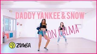 Daddy Yankee & Snow - Con Calma | Fitness Dance / Zumba® chorégraphie Vutaa