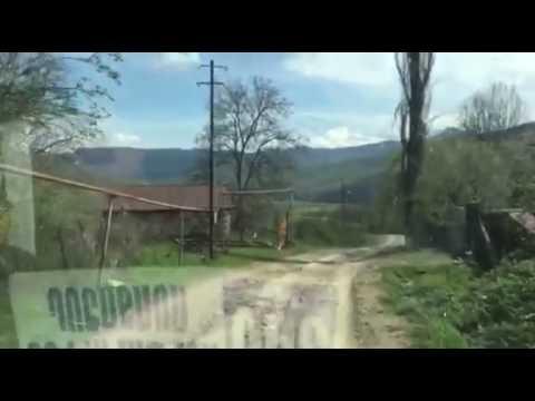 Karabakh kids singing patriotic songs