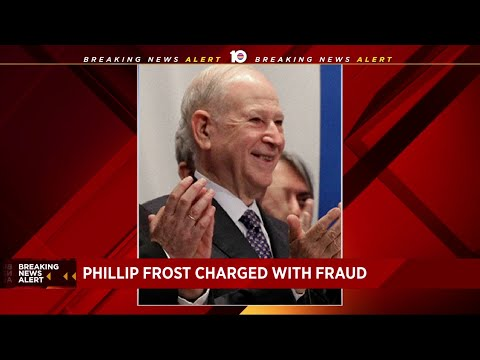 South Florida businessman Phillip Frost charged with securities fraud