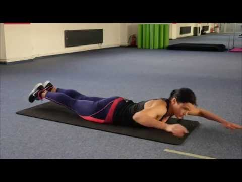 Get back in shape after childbirth Post pregnancy workout