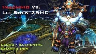 Insomnio vs Lei Shen 25HC Spanish FK