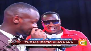 10 OVER 10 |King Kaka in the building