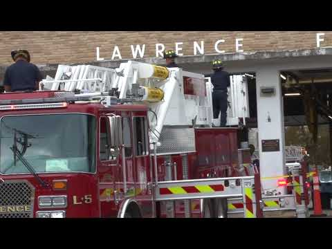 LAWRENCE FIRE DEPARTMENT OPEN HOUSE 2017