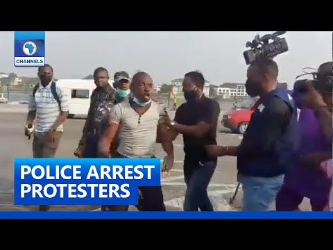 Nigeria Has Refused To Accept It Has Failed - Arrested Protester