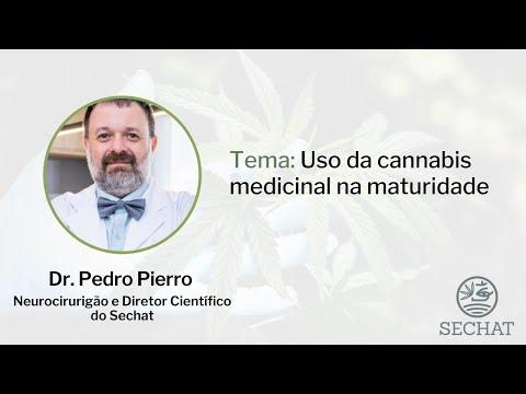 """""""O uso da cannabis medicinal na maturidade"""" - Com Dr. Pedro Pierro"""