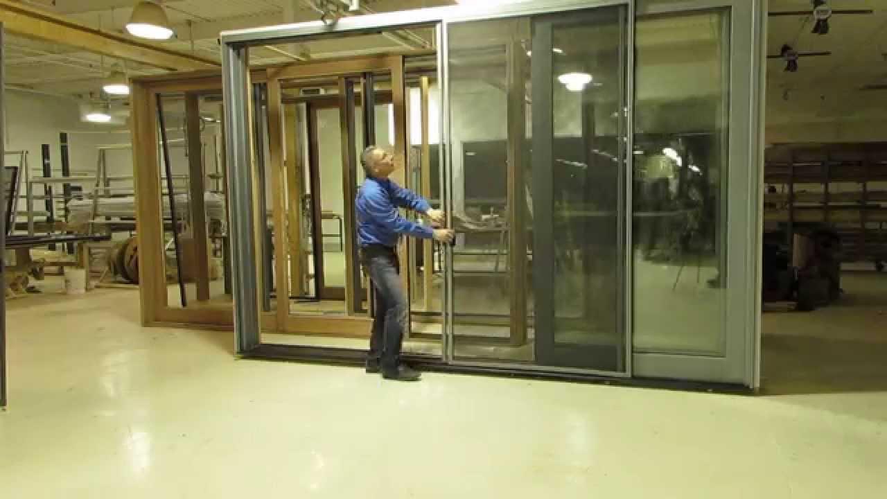 Telescoping Lift U0026 Slide Patio Door