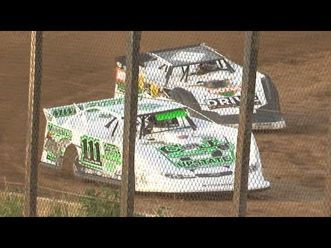 RUSH Crate Late Model Heat Two | Eriez Speedway | 6-9-19