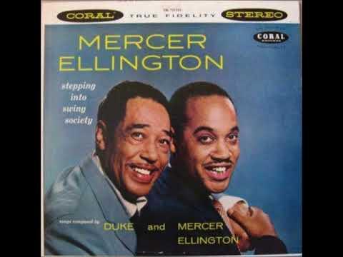 Mercer Ellington – Stepping Into Swing Society ( Full Album )