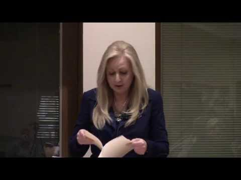 From Wall Street to Rome, the Conversion of Carolyn King - 4/3/14