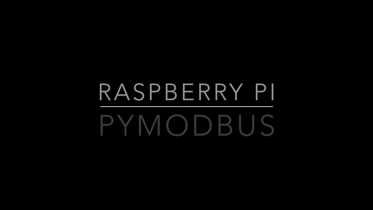 Raspberry Pi - Tutorials - Pymodbus ModbusTCP - Setup & Quick Example  (Writing To Twido M Memory)
