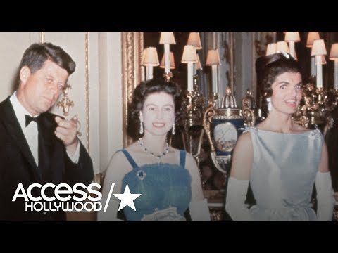 The Kennedys Get The Royal Treatment In 'The Crown' - Look Back At The Real-Life Visit | Access Holl
