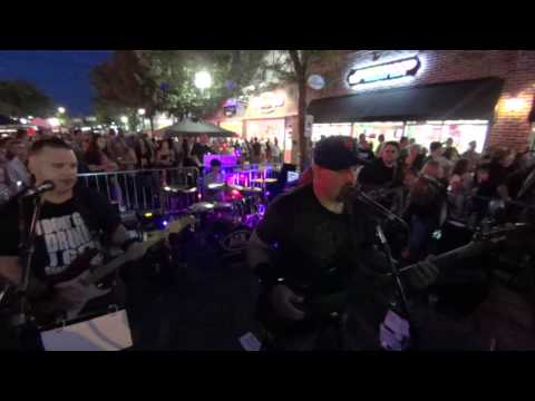 12x live at Alive After Five - Patchogue, NY