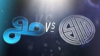C9 vs TSM - NA LCS Week 5 Day 1 Match Highlights (Spring 2018)