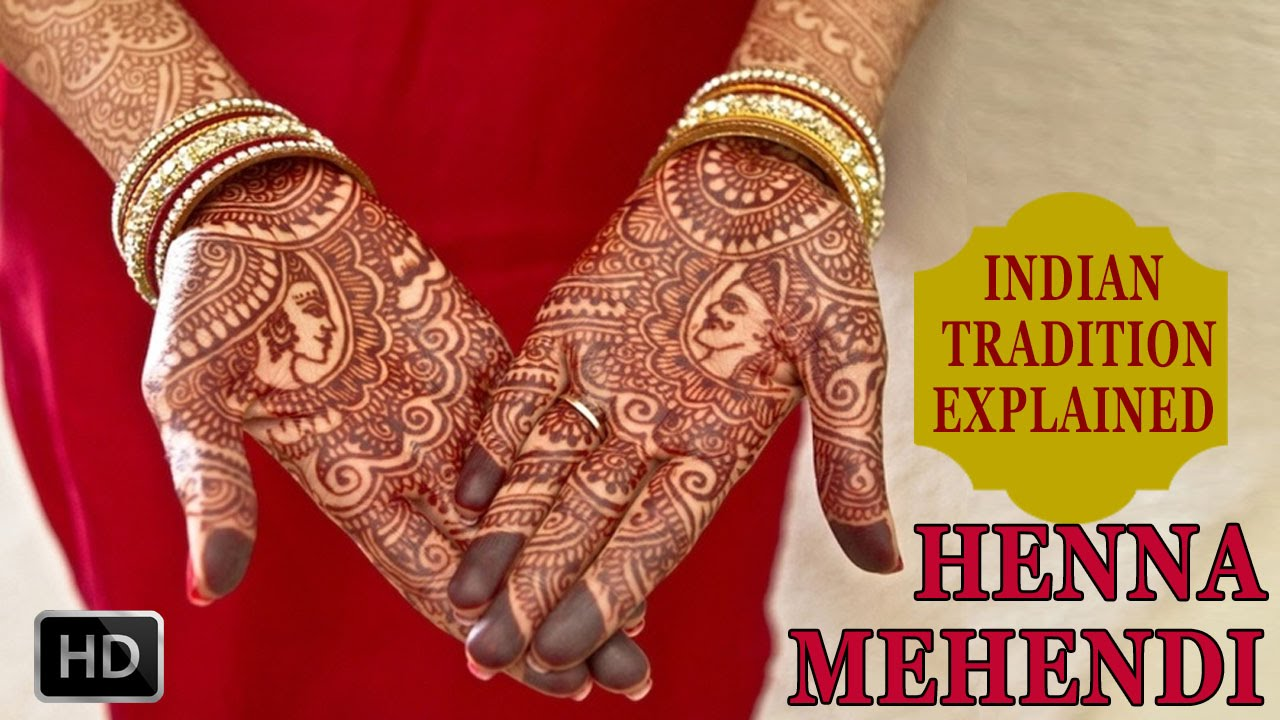 Mehendi Why Do Indian Women Apply Henna On Hands And Feet