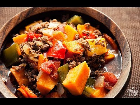 """Mighty Meals: Chunky Meat & Veggie """"Soup"""" Episode 9"""