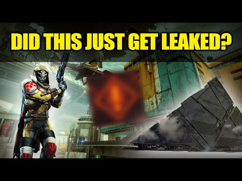 The Destiny API Just LEAKED Something AGAIN... (GIVEAWAY ANNOUNCEMENT) |