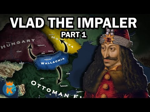 Vlad The Impaler - How Did He Rise To Power? (Part 1/2) DOCUMENTARY