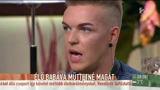 Az első magyar Ken babát családja sem támogatja törekvéseiben - tv2.hu/mokka