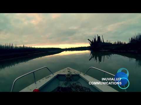Aklavik: Mackenzie River Delta GoPro HD