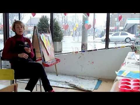 Art Barn School in Allenby on Eglinton Ave. W, Toronto