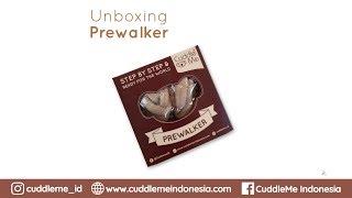 CuddleMe Prewalker Shoes Baby Booties Sepatu Kaoskaki Anak Bayi Anti Slip