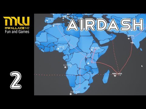 Into Africa | AIR DASH Gameplay | Indie Game Let's Try