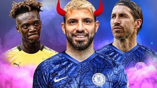 ACCEPTING EVERY TRANSFER OFFER CHALLENGE WITH CHELSEA! FIFA 20 Career Mode