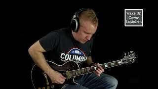 Wake Up - Travis Scott - Guitar Loop Cover