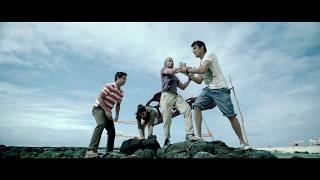 Saif saves Kunal, Vir, Anand & Puja | Go Goa Gone | Movie Scene