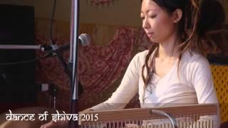 "Yuki Koshimoto plays #Spacedrum"" at Music Festival named ""Dance of ..."