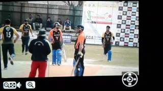 Swing bowling of Hilal wani 2017 Video