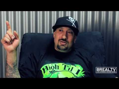BReal of Cypress Hill - Once Upon a Rhyme
