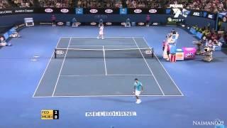 2010 Australian Open Final Highlights: Federer vs. Murray HD
