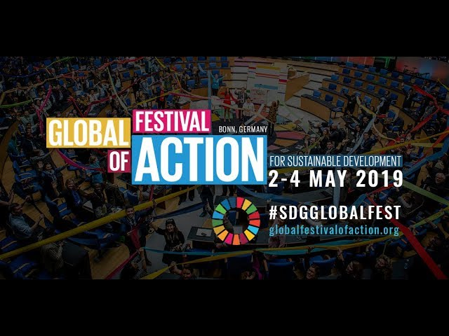 Global Festival of Action for Sustainable Development 2019