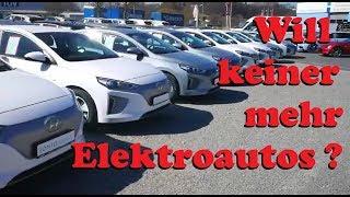 Elektroautos sofort verfügbar! Wer will kaufen?
