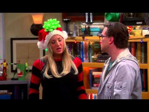 Penny gives Leonard his Christmas gift from YouTube · Duration:  17 seconds