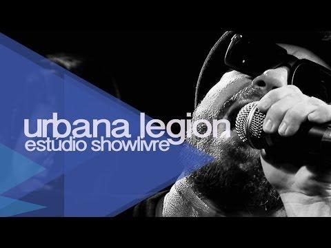 Urbana Legion no Estúdio Showlivre 2014 - Apresentação na íntegra