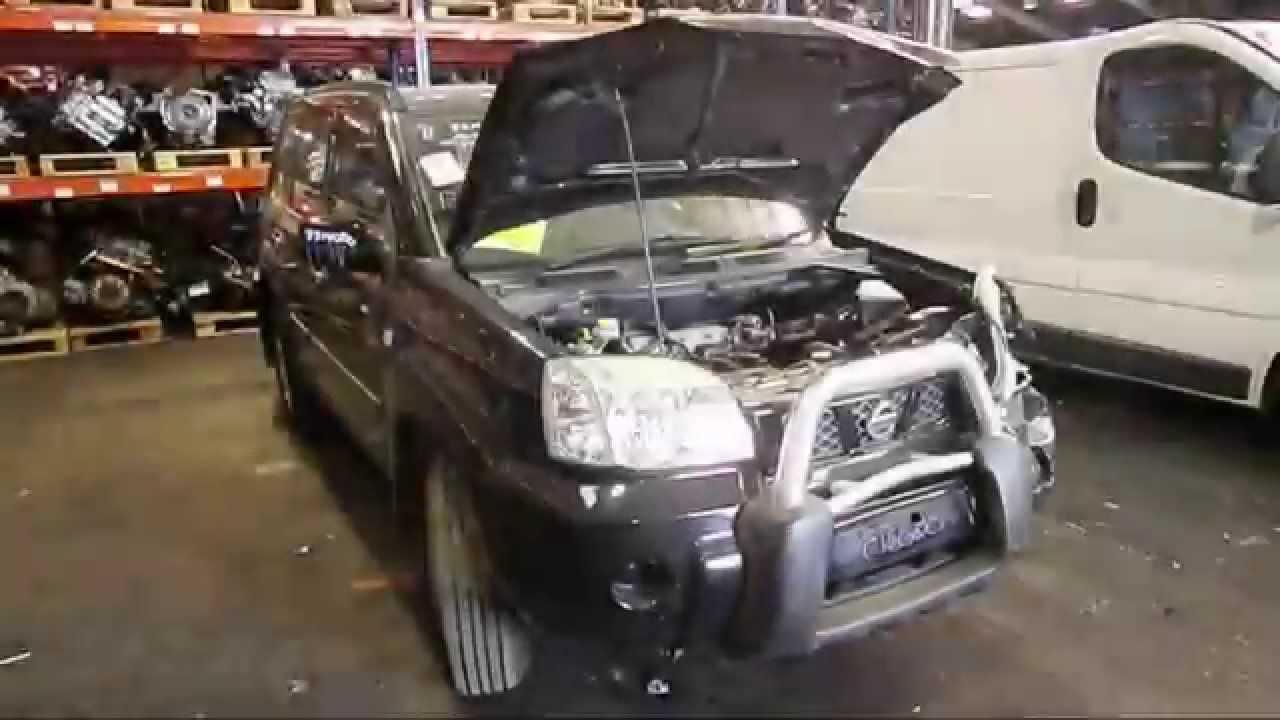 Wrecking 2005 Nissan Xtrail 25 C16620 Youtube Toyota Rav4 Fuse Box