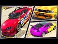 SECRET New Liveries & Tuning Coming SOON To GTA 5 ONLINE MODE!